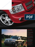 2009 Dodge Dakota Accessories