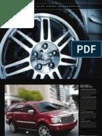 2009 Chrysler Aspen Accessories