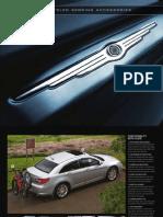 2009 Chrysler Sebring Accessories