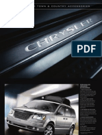 2009 Chrysler Town & Country Accessories
