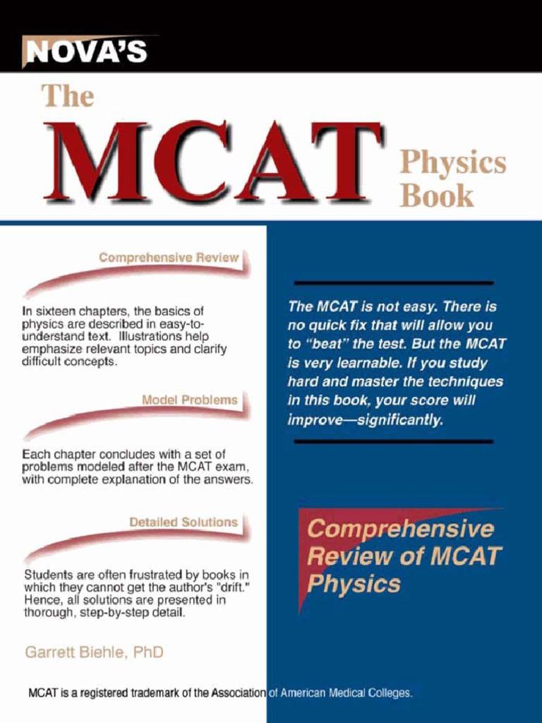 The Mcat Physics Book Gravity Force Desert Dynamics Winch Wiring Diagram