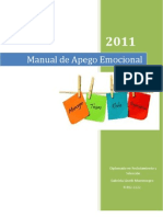 Gabriela Montenengro - Manual de Apego Emocional