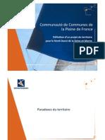Projet de territoire pour le Nord-Ouest de la Seine-et-Marne - 3 octobre 2011 [Lecture seule] [Mode de compatibilité]