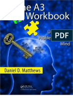 The A3 Workbook Unlock Your Problem-Solving Mind