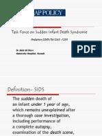 SIDS Information for Parents