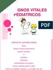 SIGNOS VITALES PEDIATRICOS
