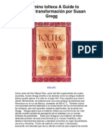 El camino tolteca A Guide to personal transformaci - Averigüe por qué me encanta!