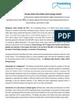 Freudenberg Group enters the Indian wind energy market