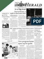 October 21, 2011 issue