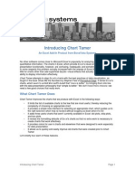 Chart Tamer Introduction