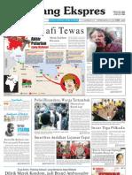 Koran Padang Ekspres | Jumat, 21 Oktober 2011