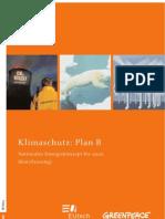 Green Peace Klimaschutz PlanB Kurz