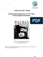 A Rights-Based Approach to Fair Trade - Human Rights Framework