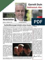 20111021 Newsletter Oktober I Neu