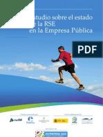 Estudio sobre el estado de la RSE en la empresa pública