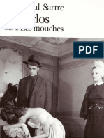 Jean-Paul Sartre - L'Enfance Huis Clos, Suivi de Les Mouches