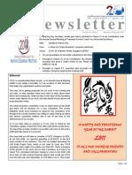 TWC2 Newsletter Jan-Feb 2011