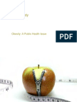 Care Study - Public Health Issue - OBESITY