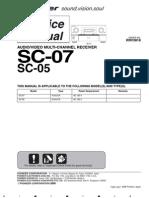 Pioneer SC-05_07 Sm
