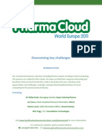 Pharma Cloud World eBook