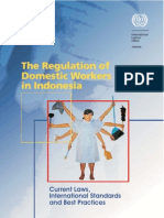 Regulation of Domestic Workers in Indonesia