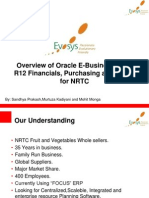 Oracle Ebs Financials