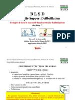 a Manuale BLSD Per Lezioni Soccorritori