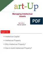 Intellectual Property - Lebret
