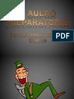 AULÃO MOTIVACIONAL ENEM 2011