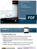 Communicating Design Chapter 6