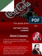 Pres.coke Satya