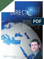 WorldofTrade.com Supplier Directory