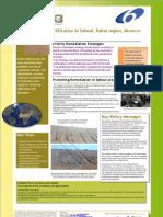 WP4.5 Stakeholder Workshop 3 Morocco (Poster)