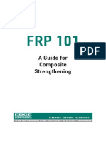 FRP Strengthened Structures