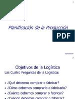 Planificacion de La Produccion