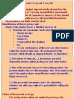 Makket - Demand Analysis