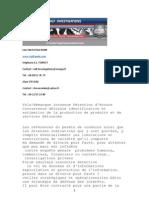 Detection de Micro Detection Ecoutes Telephoniques Espionnage