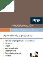 Aprendiendo a Programar