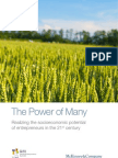 The Power of Many- McKinsey Report- 20110310
