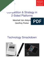 2-Sided Network Strategies