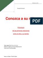 CONOZCA A SU NIÑO - Winnicott ,Donald W