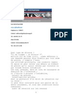 Recherche de Debiteurs Enquete de Moralite Paris