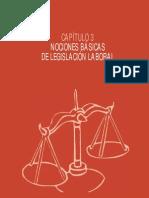 Capitulo 3 Legislación Laboral