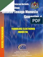 Elektronik Industri 1 Kertas Penerangan