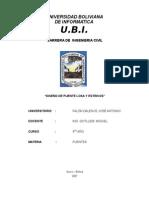 CARATULA UNIVERSIDAD BOLIVIANA