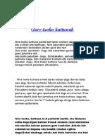 Nire Txoko Kuttuna Bilduma