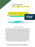 Proceso Administrativo EMBOL s.a. de .Cv.