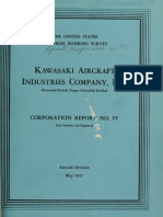 USSBS Report 19, Kawasaki Aircraft Industries Company