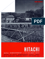 USSBS Report 82, Reports of Ships Bombardment Survey Party, Hitachi Area