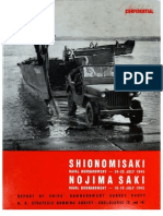 USSBS Report 86, Reports of Ships Bombardment Survey Party, Shionomisaki Area